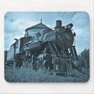 Grand Trunk Railroad Engine #18 Mousepad