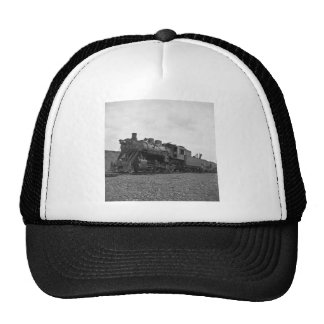 Grand Trunk Railroad engine #20 at Port Huron Cap