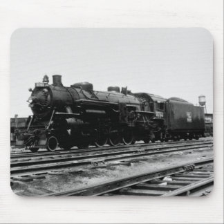 Grand Trunk Western #3753 (2-8-2) Mouse Mat