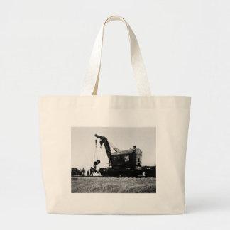 Grand Trunk Western Crane # 50032 Tote Bag