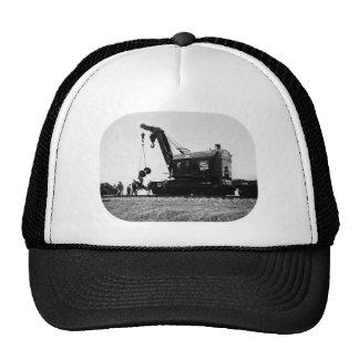 Grand Trunk Western Crane # 50032 Hat
