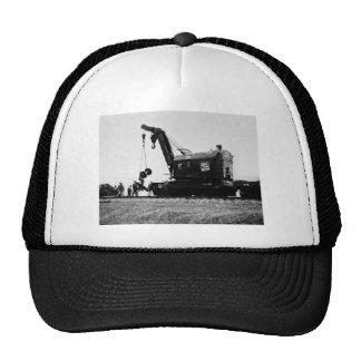Grand Trunk Western Crane # 50032 Hats