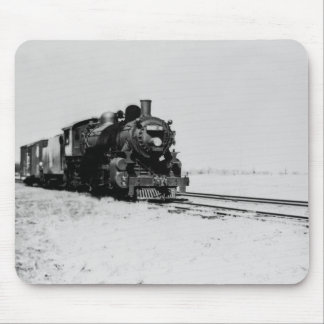Grand Trunk Western Engine 5042 Mouse Pad