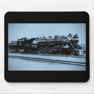 Grand Trunk Western Engine #6334 Mousepads
