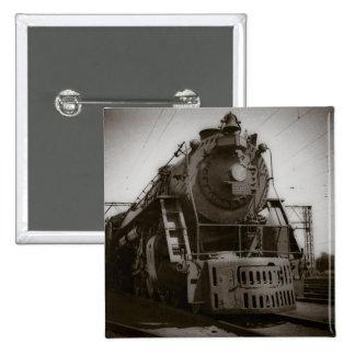 Grand Trunk Western Engine #6335 15 Cm Square Badge