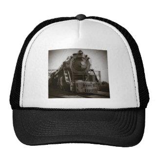 Grand Trunk Western Engine #6335 Trucker Hats
