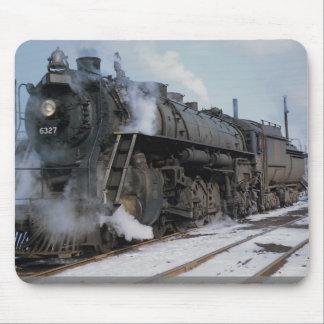 Grand Trunk Western Railroad, 2-8-4, No. 6327, nea Mousepad