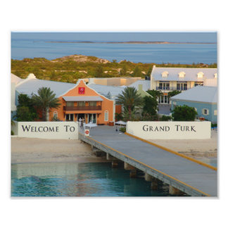 Grand Turk, Turks and Caicos, Hi def photography Photograph