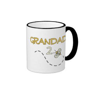 Grandad 2 Bee Ringer Mug