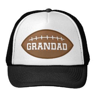 Grandad Football Gift Trucker Hats