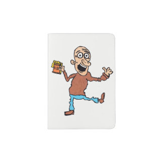 Grandad Passport Holder
