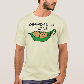 Grandad Twin Pod T-Shirt