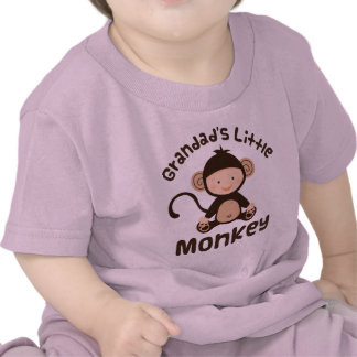 Grandads Little Monkey Tee Shirt