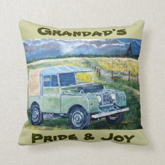 Grandad's Pride & Joy Cushion