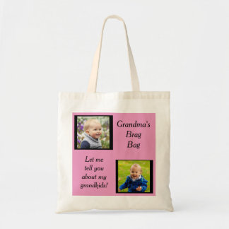 Grandchild Tote Bag
