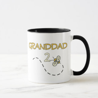 Granddad 2 Bee Mug