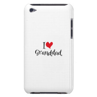 granddad iPod touch Case-Mate case
