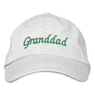 Granddad Embroidered Baseball Cap