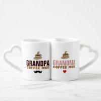 granddad & grandmom idea