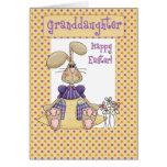 Granddaughter Easter Card