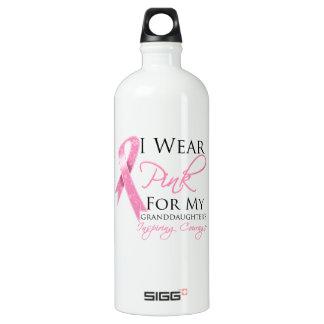 Granddaughter Inspiring Courage Breast Cancer SIGG Traveller 1.0L Water Bottle