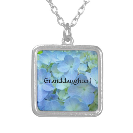 Granddaughter necklace Christmas Gifts Grandparent