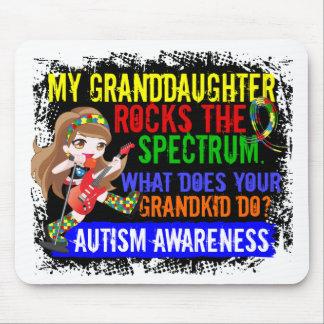 Granddaughter Rocks The Spectrum Autism Mouse Mat