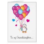 Granddaughter Valentine Cards