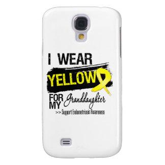 Granddaughter Yellow Ribbon Endometriosis HTC Vivid / Raider 4G Cover