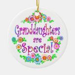 GRANDDAUGHTERS are Special Christmas Tree Ornament