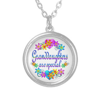 Granddaughters are Special Personalized Necklace