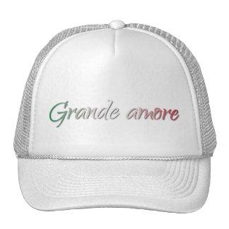 Grande amore trucker hat