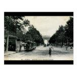Grande Armée Paris France 1908 Vintage Postcards
