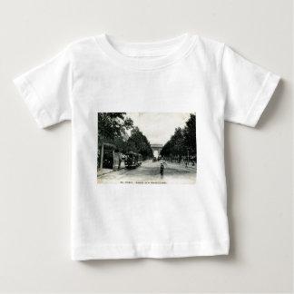 Grande Armée Paris France 1908 Vintage Tee Shirt