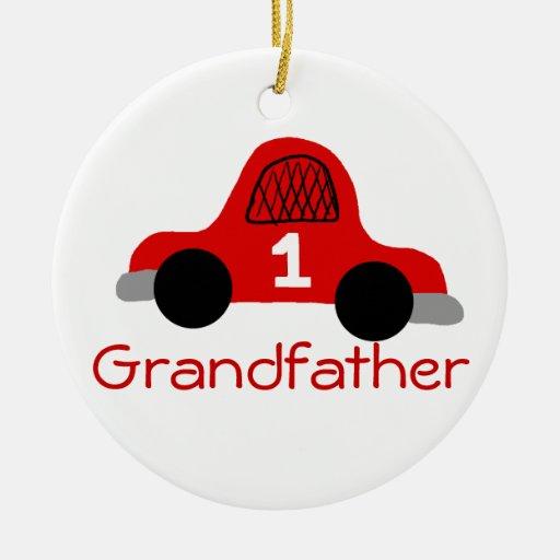 Grandfather Christmas Tree Ornaments