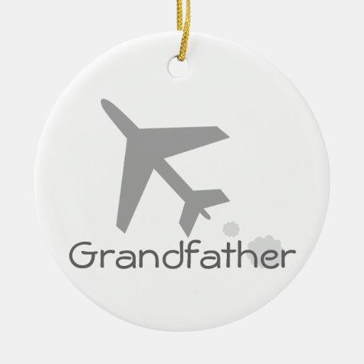 Grandfather Christmas Ornaments