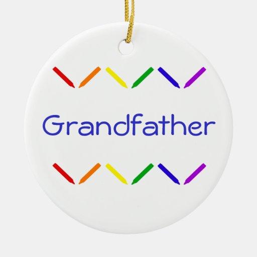 Grandfather Ornament