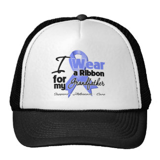 Grandfather - Esophageal Cancer Ribbon Hats