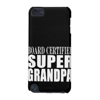 Grandfather Grandpas Board Certified Super Grandpa iPod Touch (5th Generation) Cases
