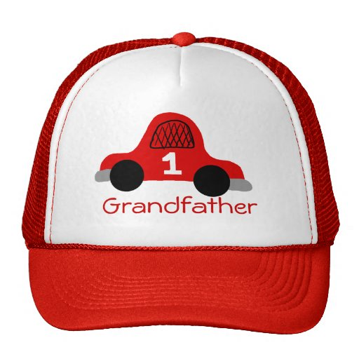 Grandfather Mesh Hat