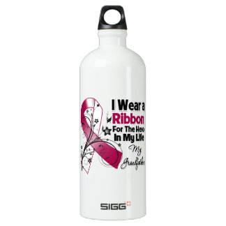 Grandfather Hero in My Life Head Neck Cancer SIGG Traveller 1.0L Water Bottle
