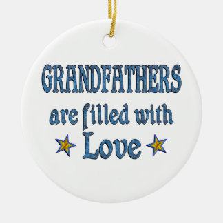 Grandfather Love Ornament