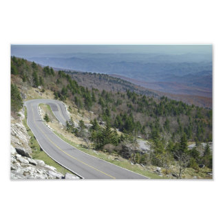 Grandfather Mountain Vista Photo Print