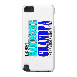 Grandfathers Birthdays Parties : Handsome Grandpa iPod Touch (5th Generation) Cover