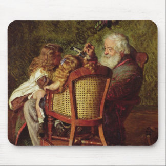 Grandfather's Jack-in-the-Box Mouse Mat