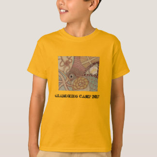 Grandkids Camp Shirt