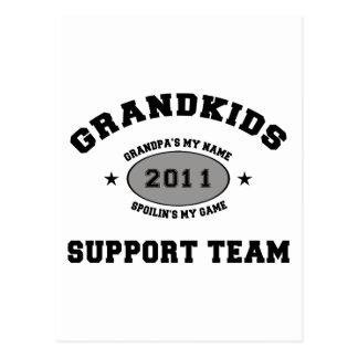 Grandkids Postcard