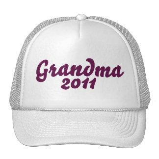 Grandma 2011 hat