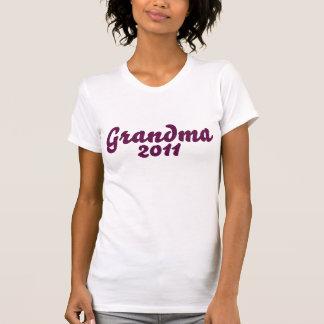 Grandma 2011 t shirt