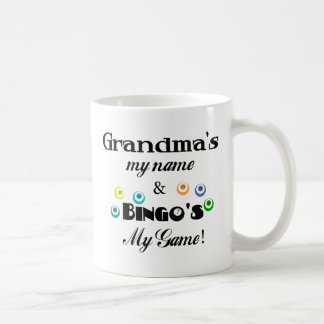 Grandma and Bingo Coffee Mug